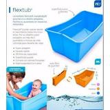 Bañera Plegable Bebé (modelos Flextub)