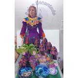 Piñata Alicia Dulceros Y Centros De Mesa