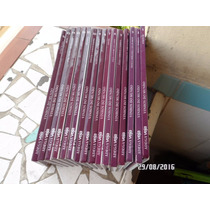 Col. Vinhos Do Mundo - Adega Veja - 16 Volumes - Completo