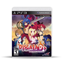 Disgaea D2 A Brighter Darkness Para Ps3 ¡sólo En Gamers!