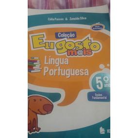 Livro Eu Gosto Mais Língua Portuguesa 5º Ano - Livro Do Prof