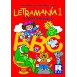 Letramania 1 - 2 - 3 - 4 - 5 Y 100manía Combo X 6 Libros Kel