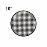 Tapa Rejilla Protector Metalica Medio Bajo Audio Sonido 12