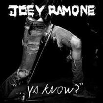 Joey Ramone - Ya Know? Digipak Importado Nuevo Cerrado!