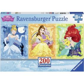 Ravensburger Rompecabezas Disney Princesas 200 Pz 12825