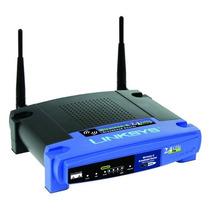 Repetidor Wifi Linksys Wrt54g V6 Con Dd Wrt