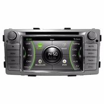 Central Multimidia Dvd Gps Tv Toyota Hilux Caska Original