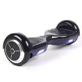 Skate Eletrico Smart Led 2 Rodas Fast Scooter Com Bluetooth