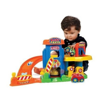 Brinquedo Infantil Big Star Baby Posto Gasolin Criança Bebê