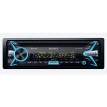 Autoestereo Sony Bluetooth Mex-n5100bt Cd Usb Mp3 Nfc Iphone