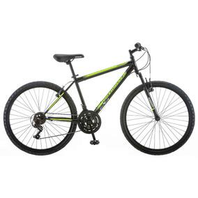 Bicicleta Rodada 26 Roadmaster Granite Peak Gris/verde Nueva