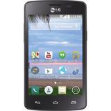 Tracfone Lg Lucky Teléfono Inteligente Android De Prepago