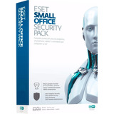 Licencia Eset Small Office Security 15 Equipos 12 Meses