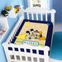 Cobertor Mickey Pluto Soninho Azul Marinho Infantil Jolitex