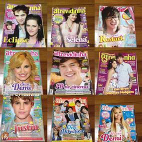 Revistas Atrevidinha, Menor Preço Do Mercado Livre
