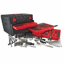 Caja Herramientas Craftsman 258 Pz Mecanico! + Envio Gratis!