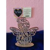 Angel De La Guarda Souvenirs Oración Decorados Comunión Baut
