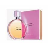 Perfume Dama Chance Chanel Eau De Toilette 100ml Original
