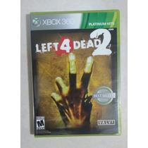 Left 4 Dead 2 Para Xbox 360 Nuevo Sellado Envio Gratis