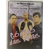 Código Das Ruas - De Spike Lee - Dvd Novo Original Lacrado