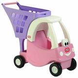 Little Tikes Cozy Compras Carrito Rosa/violeta