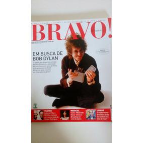 Revista Bravo Nº 127 - Em Busca De Bob Dylan
