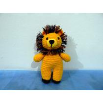 Tigre Amigurumi Crochet Juguete