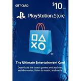 Tarjeta Psn Playstation U$10 Usa   Entrega Inmediata