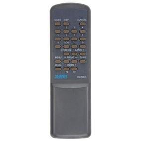 Controle Remoto Tv Mitsubishi - 2098/ 2099/ 2198 Mod. 004ii
