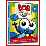 Kit Bob Zoom, Galinha Pintadinha, Bebê Mais, Animazoo 21dvds