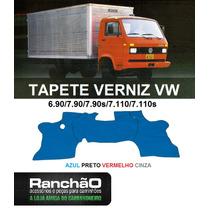 Tapete Verniz Caminhão Vw 6.90 7.90 7.110s 7.90s Até ...1990