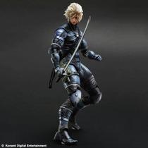 Raiden Metal Gear Solid 2 Sons Of Liberty Play Arts Kai