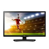 Tv Monitor Lg Hd 24 Conversor Digital Integrado 24mt48df