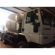 Caminhão Betoneira Ford Cargo 2626, Locação E Venda
