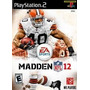 Patch Madden Nfl 12 Play2 Game Futebol Americano