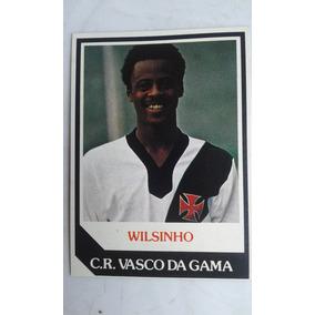 Ping Pong Futebol Cards Wilsinho Nº 70 Vasco Ótimo Estado
