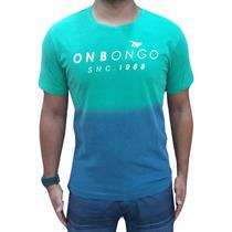 Camiseta Onbongo Especial Blue Green