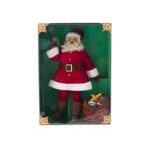 Boneco Barbie Collector Ken Coca-cola® Santa - Mattel