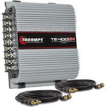 Taramps Ts 400x4 Amplificador Digital 400w Rms +brinde+frete