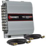 Modulo Taramps Ts 400x4 T400 Wrms Digital +brinde +frete
