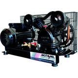 Compressor Poço Artesiano Ar Direto 1hp 6pés Bivolt Motomil