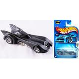 Hot Wheels Batimovil Batmobile Keaton 2004 # 31 Solo Envios