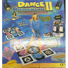 Alfombra De Baile Dance Perfomance 2 Para Ps1