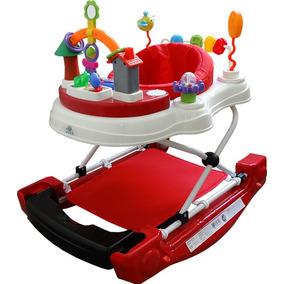 Andador Mecedor Caminador 360º C/juguetes Y Sonido Duck