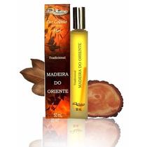 Perfume Masculino Madeirado Do Oriente Tradicional