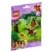 Juguete Casa En El Árbol De Lego Amigos De La Ardilla ( )