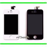 Pantalla Lcd + Mica Tactil Iphone 4g Nueva Garantia Touc