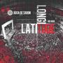 Cd - Rosa De Saron - Latitude Longitude Ao Vivo