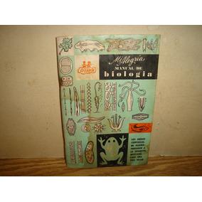 (61) Antiguo Manual De Biología, Juguetes Mi Alegría - 1970