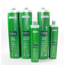 Kit Folhas Profissional (5 Produtos) Maxiline